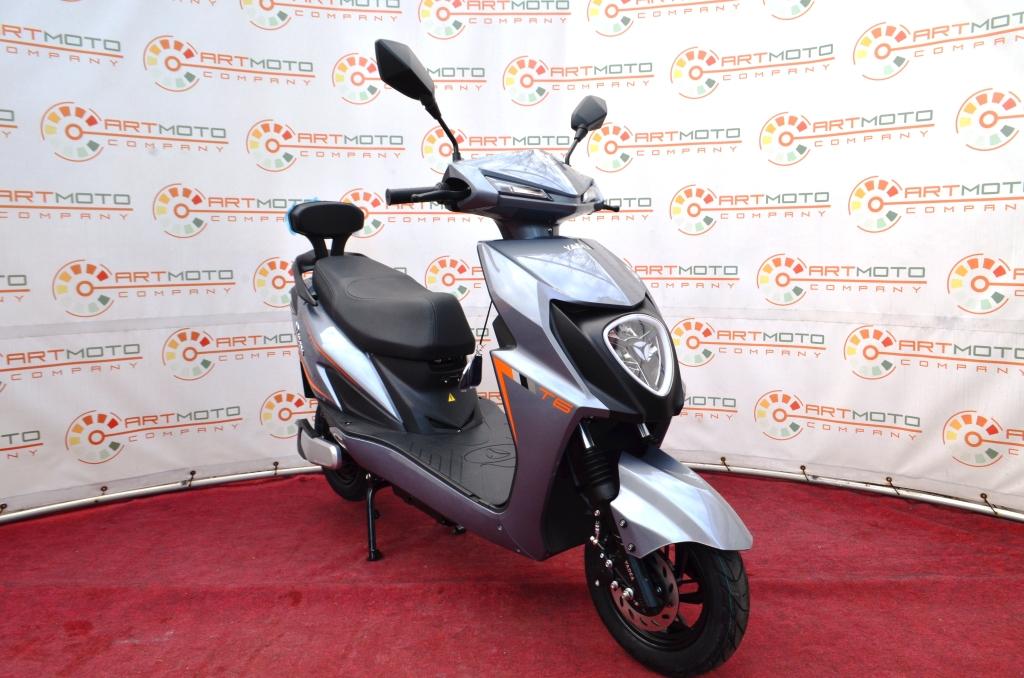ЭЛЕКТРОСКУТЕР YADEA T6 1500W  Артмото - купить квадроцикл в украине и харькове, мотоцикл, снегоход, скутер, мопед, электромобиль