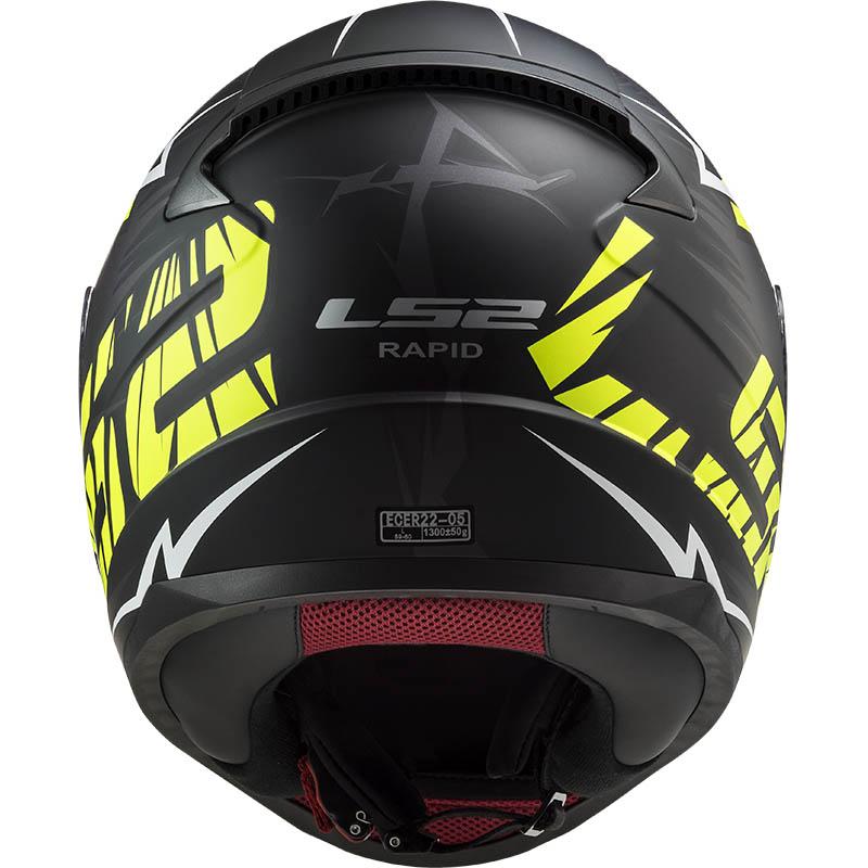 МОТОШЛЕМ LS2 FF353 RAPID CROMO MATT BLACK HI VIS YELLOW  Артмото - купить квадроцикл в украине и харькове, мотоцикл, снегоход, скутер, мопед, электромобиль