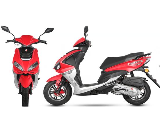 СКУТЕР FORTE CANOE 150  Артмото - купить квадроцикл в украине и харькове, мотоцикл, снегоход, скутер, мопед, электромобиль