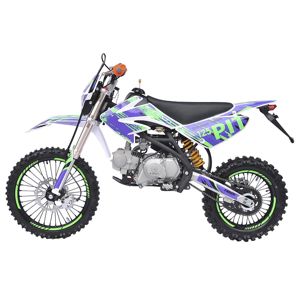 МОТОЦИКЛ KOVI PIT 125  Артмото - купить квадроцикл в украине и харькове, мотоцикл, снегоход, скутер, мопед, электромобиль