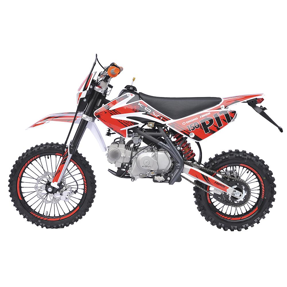МОТОЦИКЛ KOVI PIT 150  Артмото - купить квадроцикл в украине и харькове, мотоцикл, снегоход, скутер, мопед, электромобиль