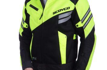 Мотокуртка Scoyco JK36 Green