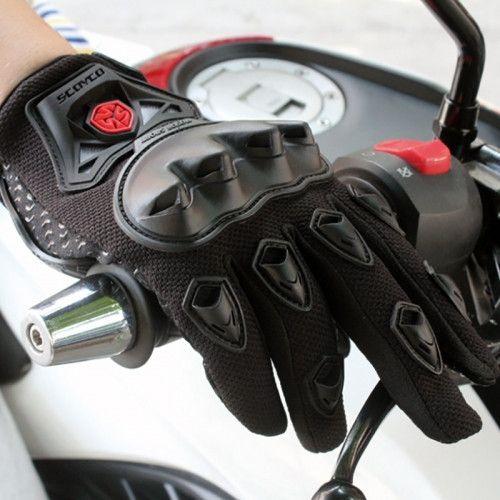 Мотоперчатки Scoyco MC29 Black L  Артмото - купить квадроцикл в украине и харькове, мотоцикл, снегоход, скутер, мопед, электромобиль