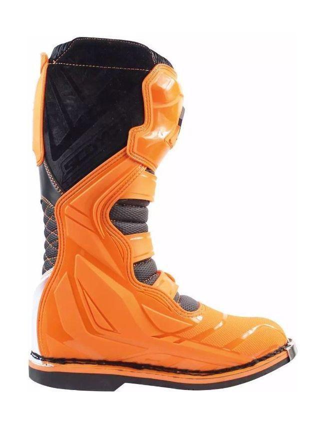 Мотоботинки SCOYCO MBM001 Orange  Артмото - купить квадроцикл в украине и харькове, мотоцикл, снегоход, скутер, мопед, электромобиль