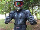 Моточерепаха Scoyco AM02-2 Black