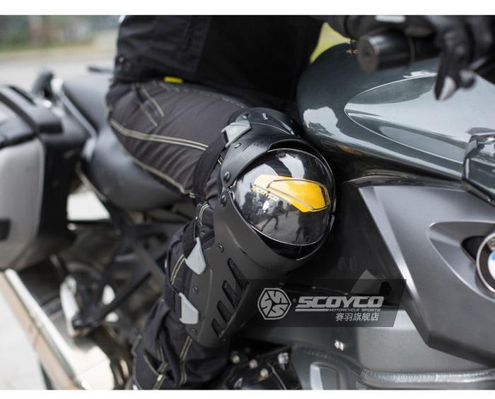 Наколенники и налокотники SCOYCO K17 H17  Артмото - купить квадроцикл в украине и харькове, мотоцикл, снегоход, скутер, мопед, электромобиль