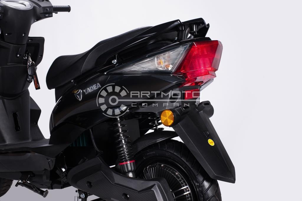 ЭЛЕКТРОСКУТЕР YADEA RJ 2000W  Артмото - купить квадроцикл в украине и харькове, мотоцикл, снегоход, скутер, мопед, электромобиль