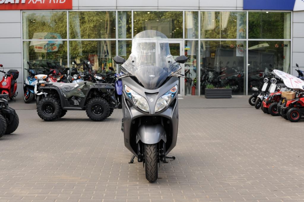 МАКСИ-СКУТЕР SUZUKI SKYWAVE 400SA CK45A  Артмото - купить квадроцикл в украине и харькове, мотоцикл, снегоход, скутер, мопед, электромобиль
