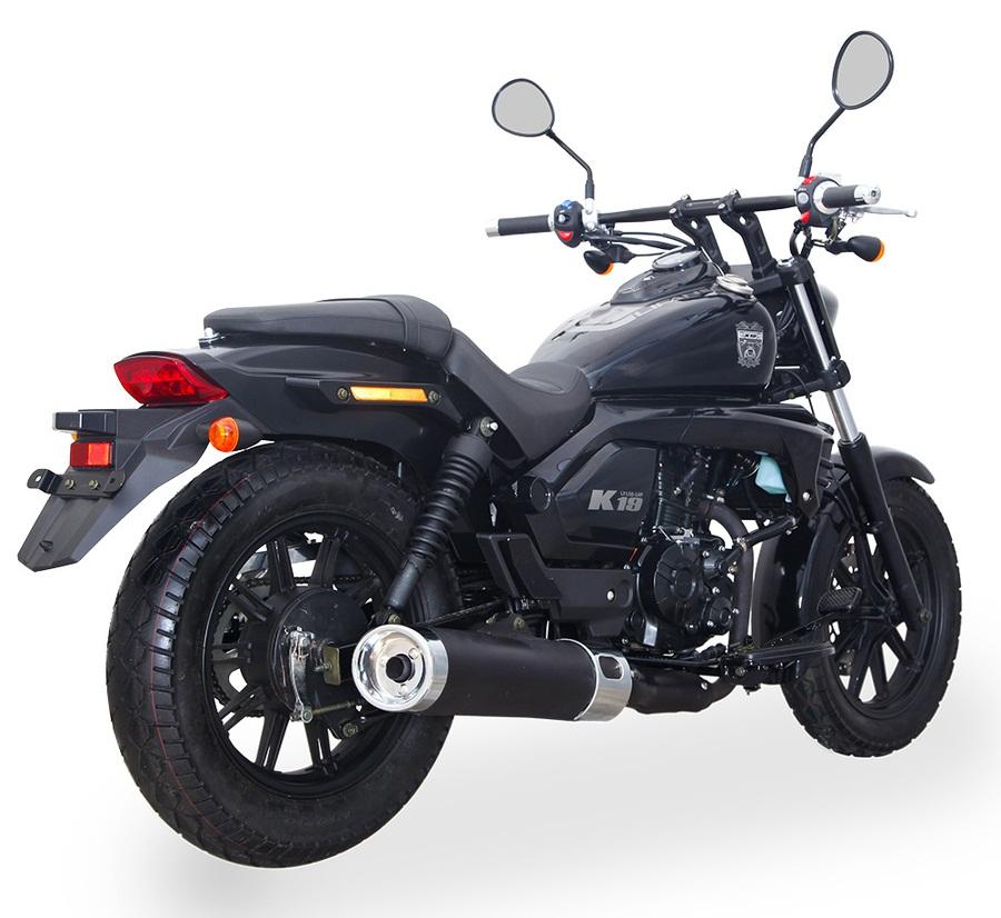 МОТОЦИКЛ LIFAN LF 200-14F K19  Артмото - купить квадроцикл в украине и харькове, мотоцикл, снегоход, скутер, мопед, электромобиль