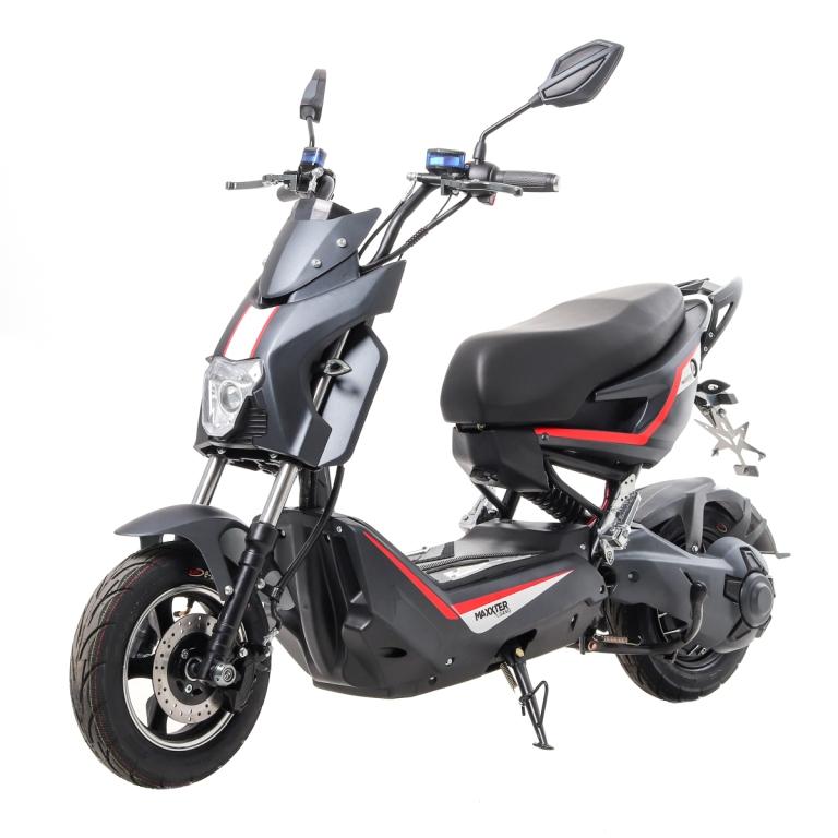 ЭЛЕКТРОСКУТЕР MAXXTER GANG 1000W  Артмото - купить квадроцикл в украине и харькове, мотоцикл, снегоход, скутер, мопед, электромобиль