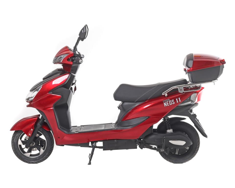 ЭЛЕКТРОСКУТЕР MAXXTER NEOS II 1500W  Артмото - купить квадроцикл в украине и харькове, мотоцикл, снегоход, скутер, мопед, электромобиль