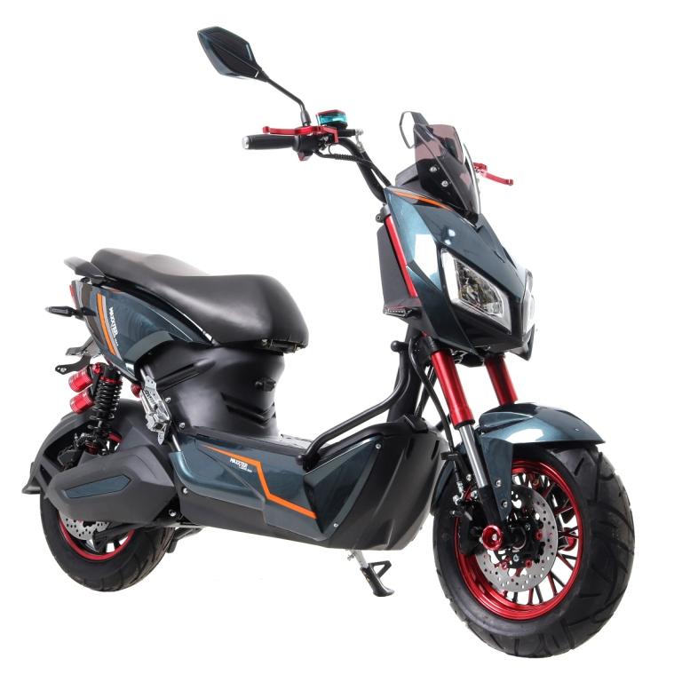 ЭЛЕКТРОСКУТЕР MAXXTER GANG MAX 2000W  Артмото - купить квадроцикл в украине и харькове, мотоцикл, снегоход, скутер, мопед, электромобиль