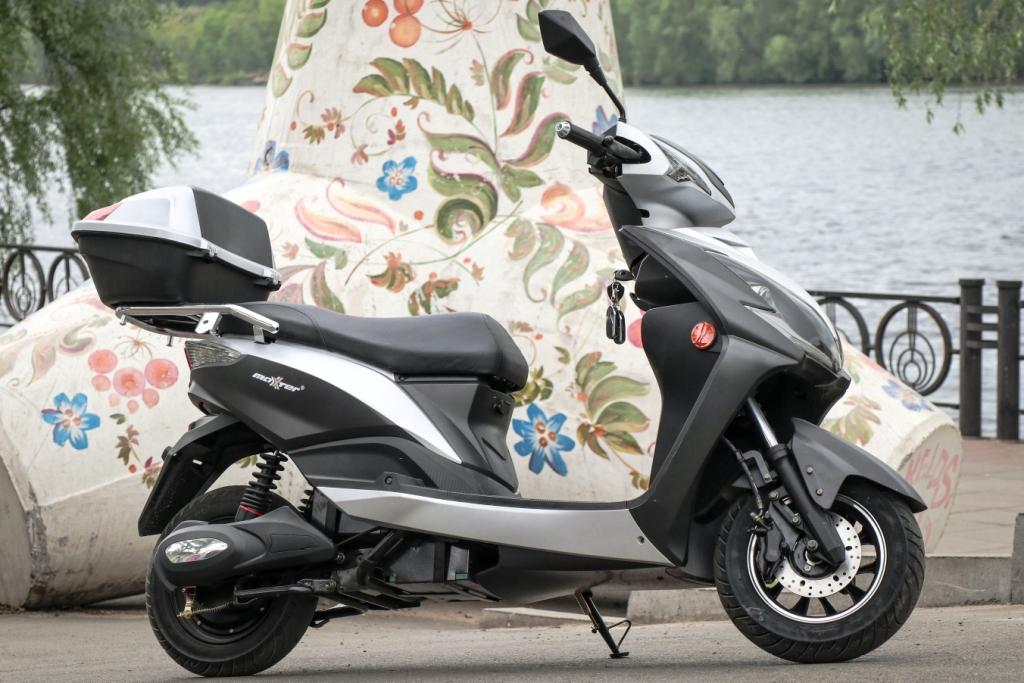 ЭЛЕКТРОСКУТЕР MAXXTER FALCON  Артмото - купить квадроцикл в украине и харькове, мотоцикл, снегоход, скутер, мопед, электромобиль
