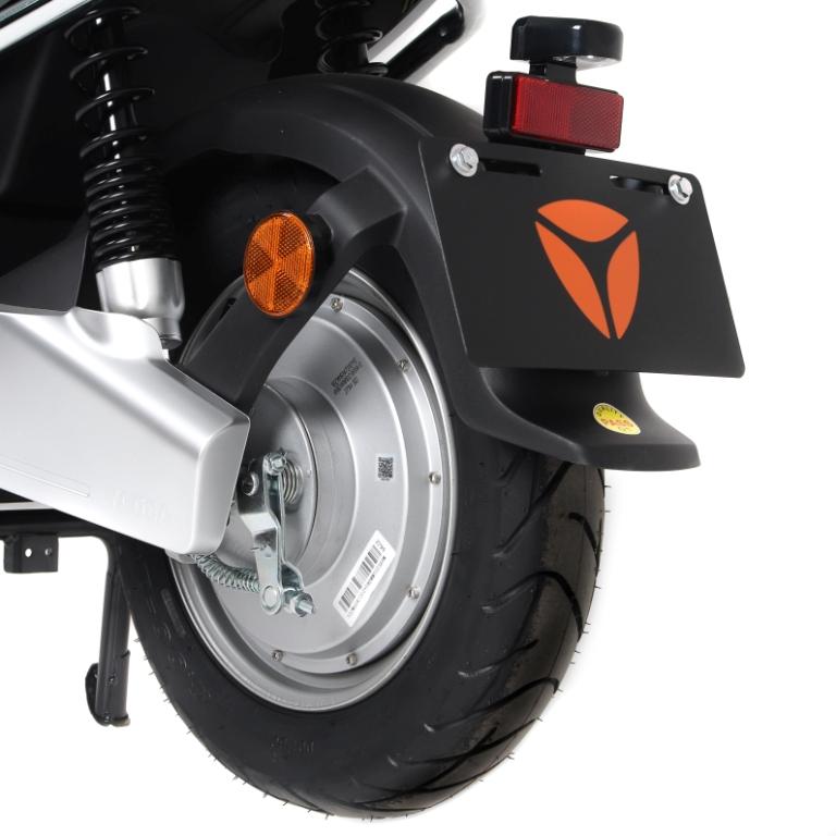 ЭЛЕКТРОСКУТЕР YADEA E3 2.0  Артмото - купить квадроцикл в украине и харькове, мотоцикл, снегоход, скутер, мопед, электромобиль