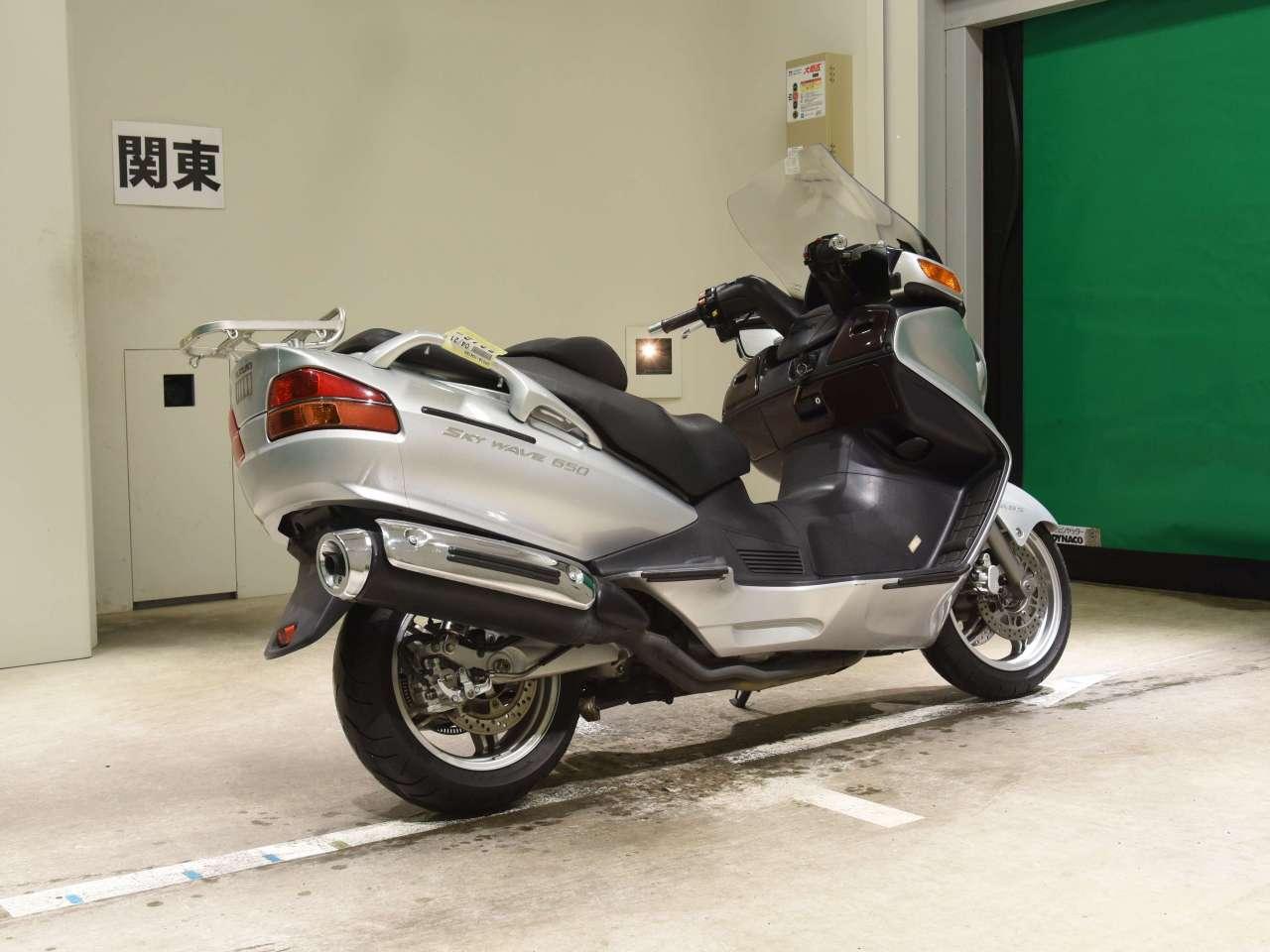 МАКСИ-СКУТЕР  SKYWAVE 650LX  Артмото - купить квадроцикл в украине и харькове, мотоцикл, снегоход, скутер, мопед, электромобиль