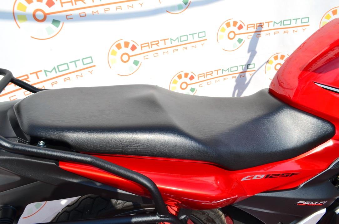 МОТОЦИКЛ HONDA CB125F PGM-FI Новый!  Артмото - купить квадроцикл в украине и харькове, мотоцикл, снегоход, скутер, мопед, электромобиль