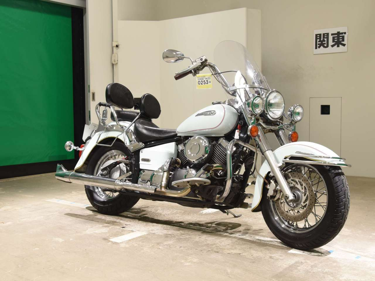 МОТОЦИКЛ YAMAHA DRAG STAR 400 Classic 2007  Артмото - купить квадроцикл в украине и харькове, мотоцикл, снегоход, скутер, мопед, электромобиль