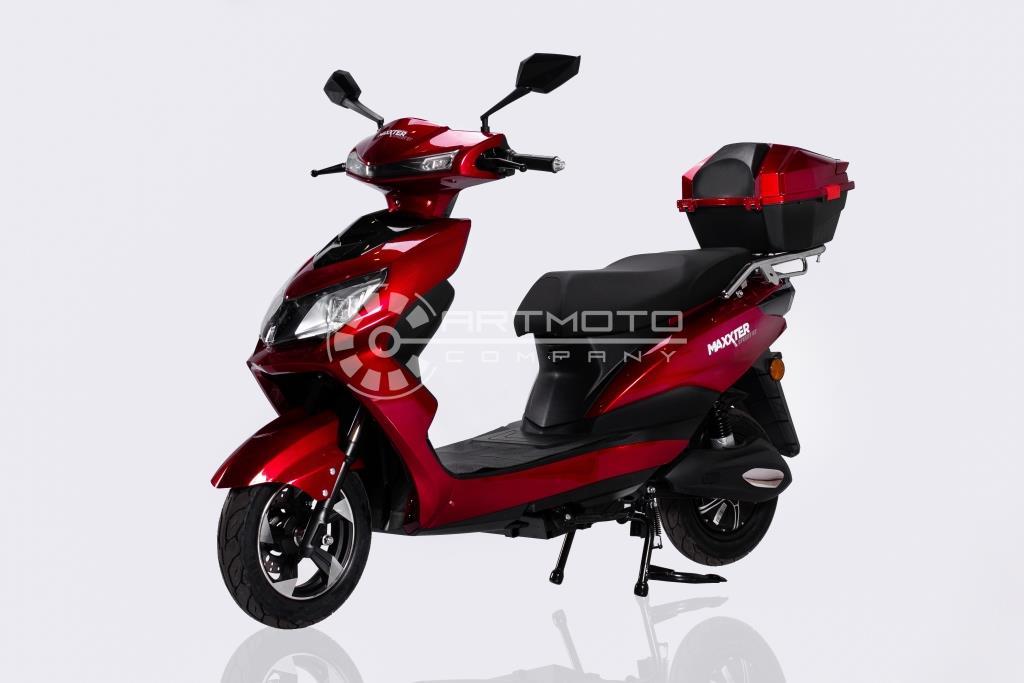 ЭЛЕКТРОСКУТЕР MAXXTER SPEEDY GT  Артмото - купить квадроцикл в украине и харькове, мотоцикл, снегоход, скутер, мопед, электромобиль