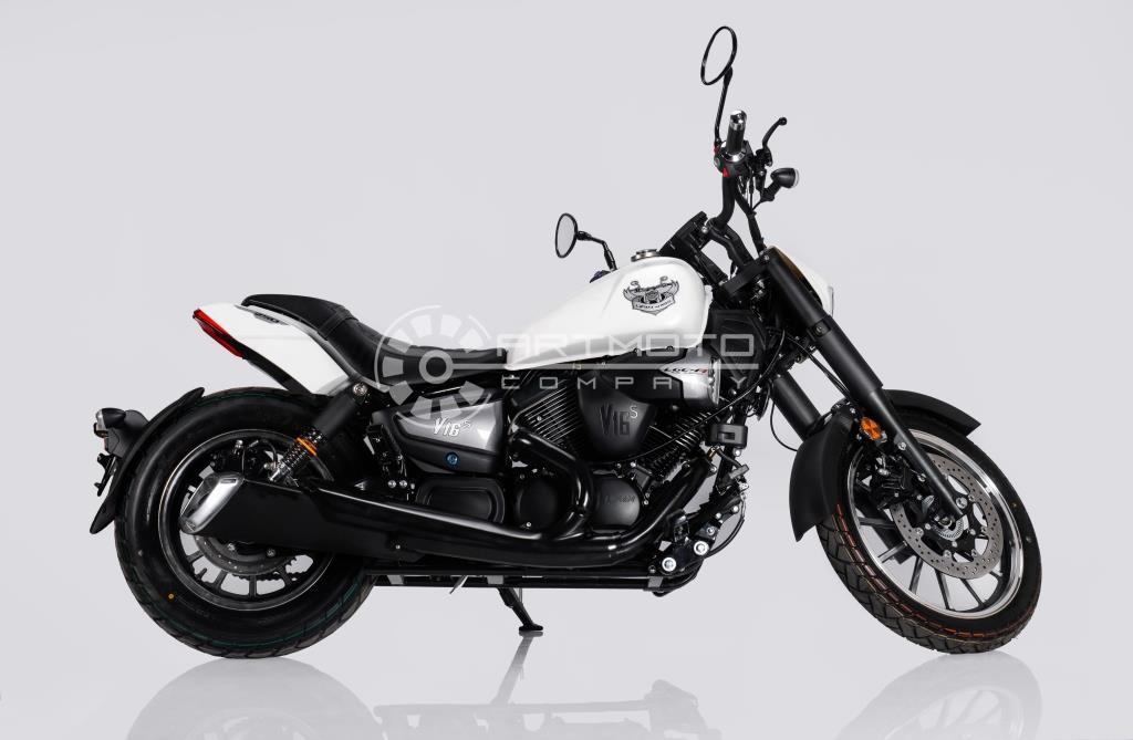 МОТОЦИКЛ LIFAN LF250-D V16S  Артмото - купить квадроцикл в украине и харькове, мотоцикл, снегоход, скутер, мопед, электромобиль