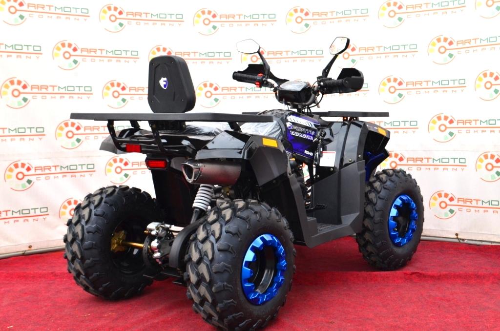 КВАДРОЦИКЛ FORTE BRAVES 200 NEW  Артмото - купить квадроцикл в украине и харькове, мотоцикл, снегоход, скутер, мопед, электромобиль