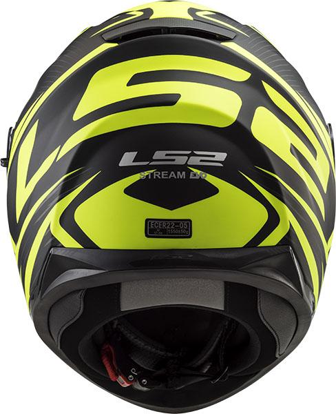 Мотошлем LS2 FF320 STREAM EVO JINK MATT BLACK YELLOW  Артмото - купить квадроцикл в украине и харькове, мотоцикл, снегоход, скутер, мопед, электромобиль