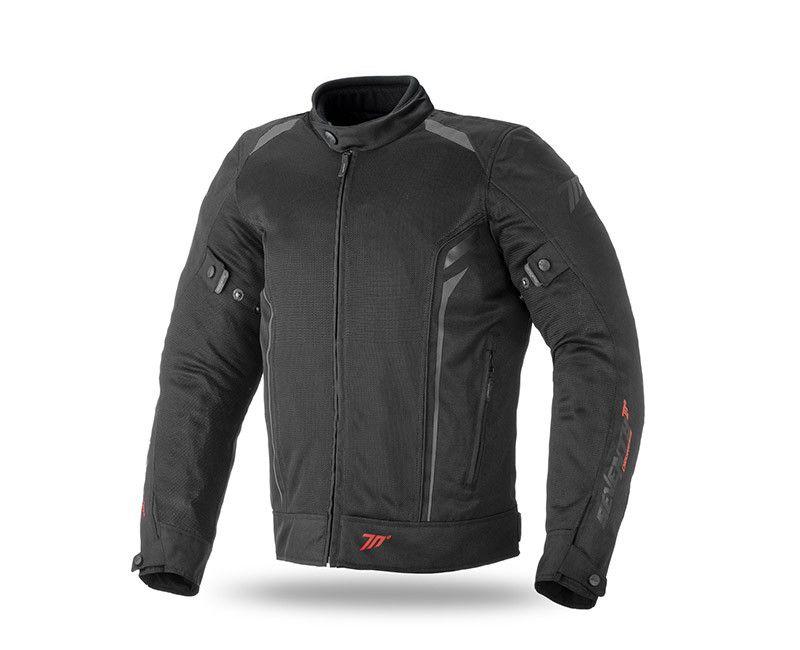 Мотокуртка SEVENTY JT32 MAN BLACK/GREY  Артмото - купить квадроцикл в украине и харькове, мотоцикл, снегоход, скутер, мопед, электромобиль