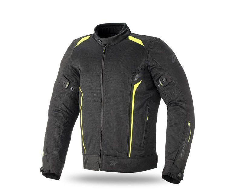 Мотокуртка SEVENTY JT32 MAN BLACK/YELLOW  Артмото - купить квадроцикл в украине и харькове, мотоцикл, снегоход, скутер, мопед, электромобиль