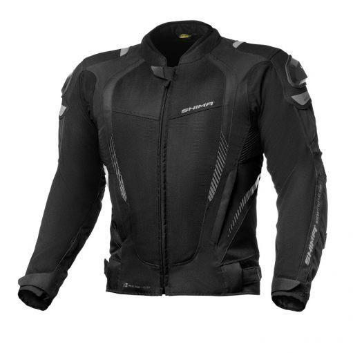 Мотокуртка Shima Mesh PRO Black  Артмото - купить квадроцикл в украине и харькове, мотоцикл, снегоход, скутер, мопед, электромобиль