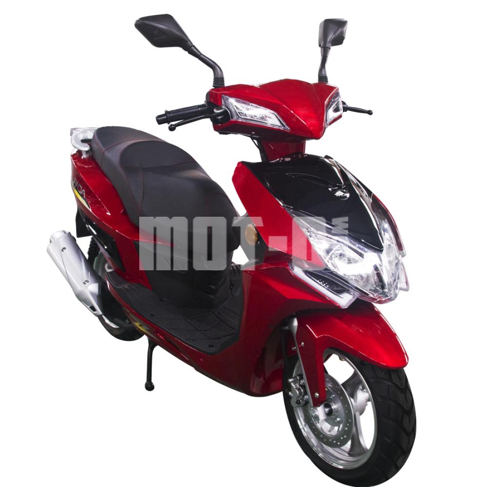 СКУТЕР FADA YB150T-15D  UP  Артмото - купить квадроцикл в украине и харькове, мотоцикл, снегоход, скутер, мопед, электромобиль