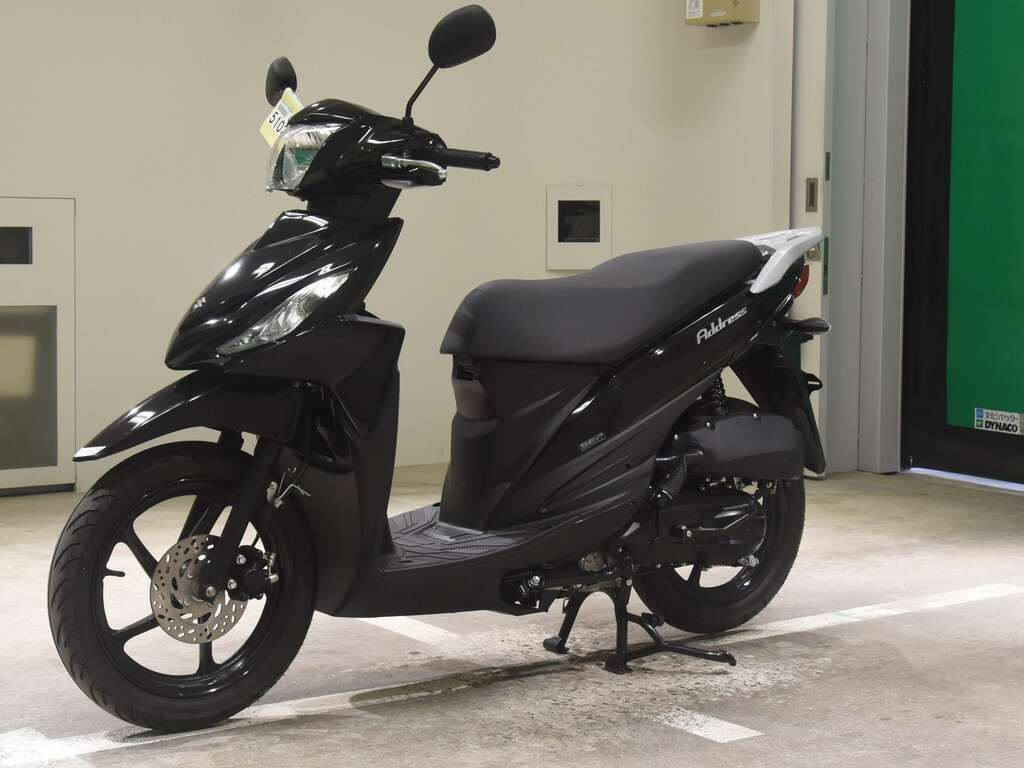 СКУТЕР SUZUKI ADDRESS110-2 CE47A  Артмото - купить квадроцикл в украине и харькове, мотоцикл, снегоход, скутер, мопед, электромобиль