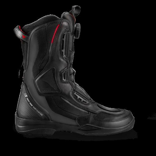 Мотоботинки Shima Strato Black  Артмото - купить квадроцикл в украине и харькове, мотоцикл, снегоход, скутер, мопед, электромобиль