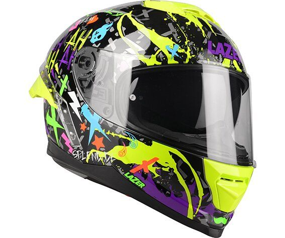 Мотошлем LAZER RAFALE SR Crazy  Артмото - купить квадроцикл в украине и харькове, мотоцикл, снегоход, скутер, мопед, электромобиль