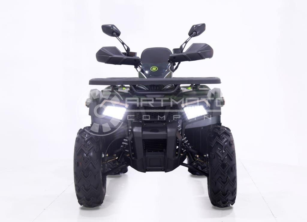 КВАДРОЦИКЛ TAOTAO SHARX 200 Base  Артмото - купить квадроцикл в украине и харькове, мотоцикл, снегоход, скутер, мопед, электромобиль