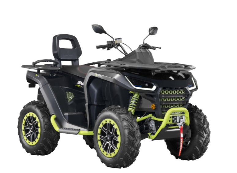 КВАДРОЦИКЛ SEGWAY SNARLER 600GL (SGW570F-A5) Deluxe  Артмото - купить квадроцикл в украине и харькове, мотоцикл, снегоход, скутер, мопед, электромобиль