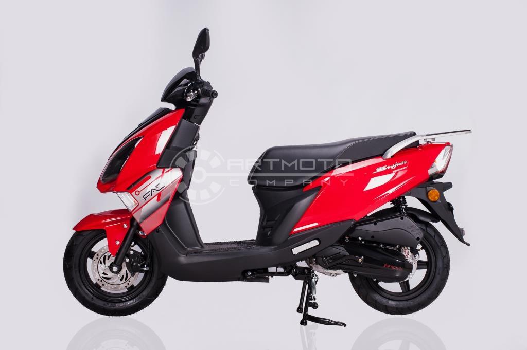 СКУТЕР FADA FADA KONA 150  Артмото - купить квадроцикл в украине и харькове, мотоцикл, снегоход, скутер, мопед, электромобиль