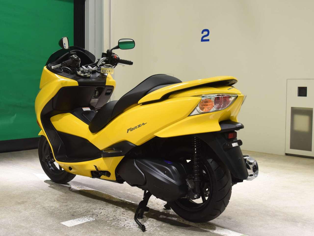 МАКСИ-СКУТЕР HONDA FORZA 250 MF10  Артмото - купить квадроцикл в украине и харькове, мотоцикл, снегоход, скутер, мопед, электромобиль