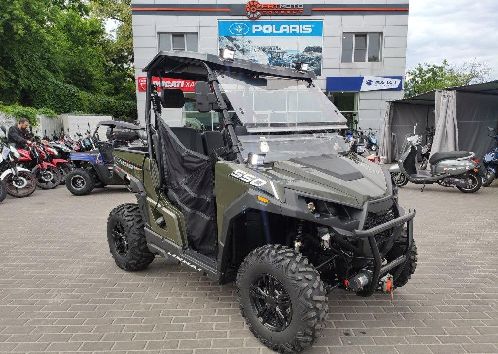 МОТОВЕЗДЕХОД LINHAI T-BOSS 550 EFI б.у  Артмото - купить квадроцикл в украине и харькове, мотоцикл, снегоход, скутер, мопед, электромобиль