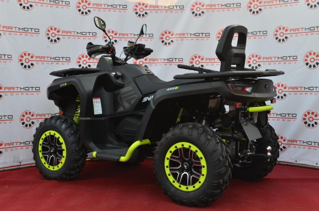 КВАДРОЦИКЛ SEGWAY SNARLER 600 GL (SGW570F-A5) Deluxe  Артмото - купить квадроцикл в украине и харькове, мотоцикл, снегоход, скутер, мопед, электромобиль