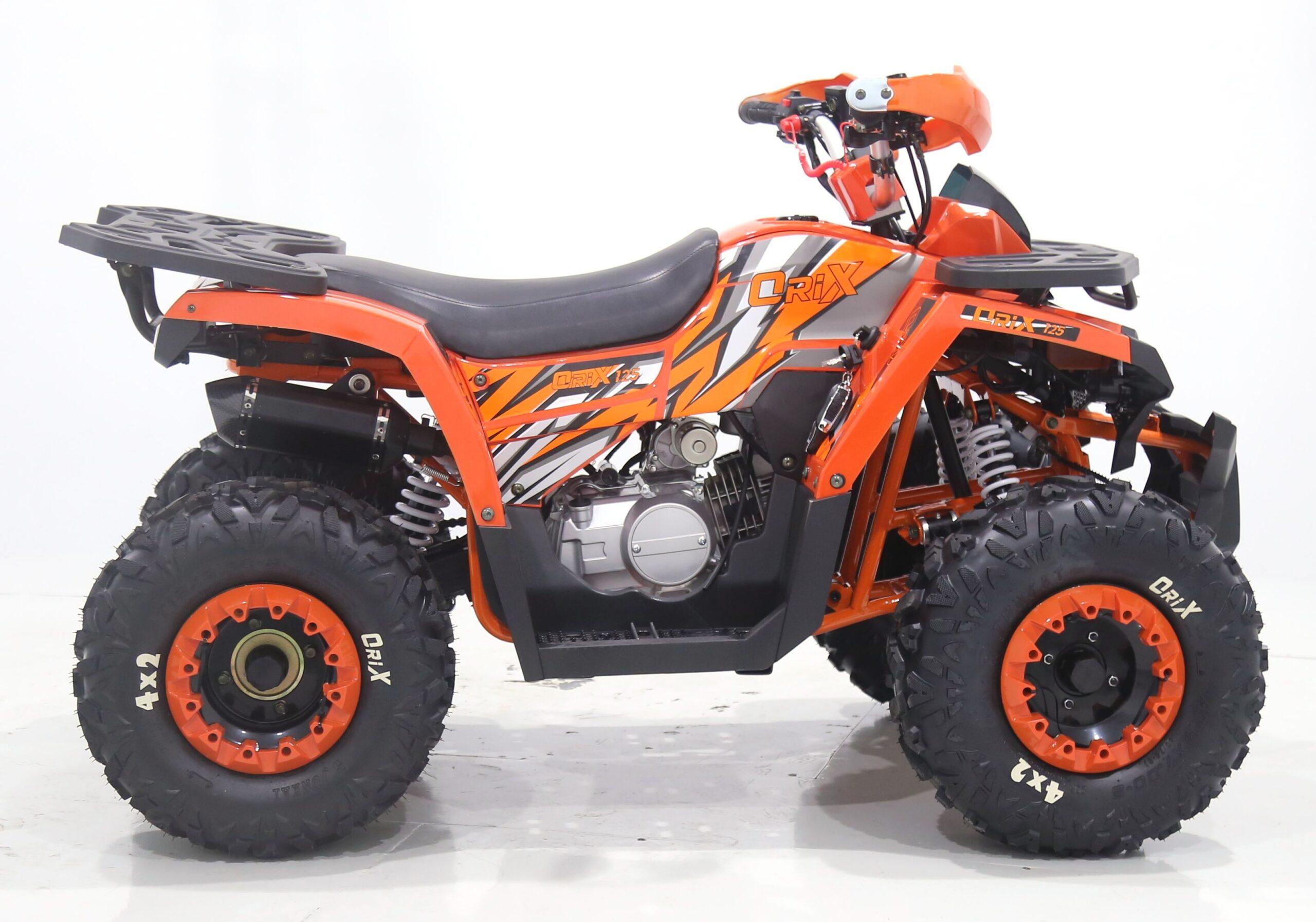 ДЕТСКИЙ КВАДРОЦИКЛ ORIX 125  Артмото - купить квадроцикл в украине и харькове, мотоцикл, снегоход, скутер, мопед, электромобиль