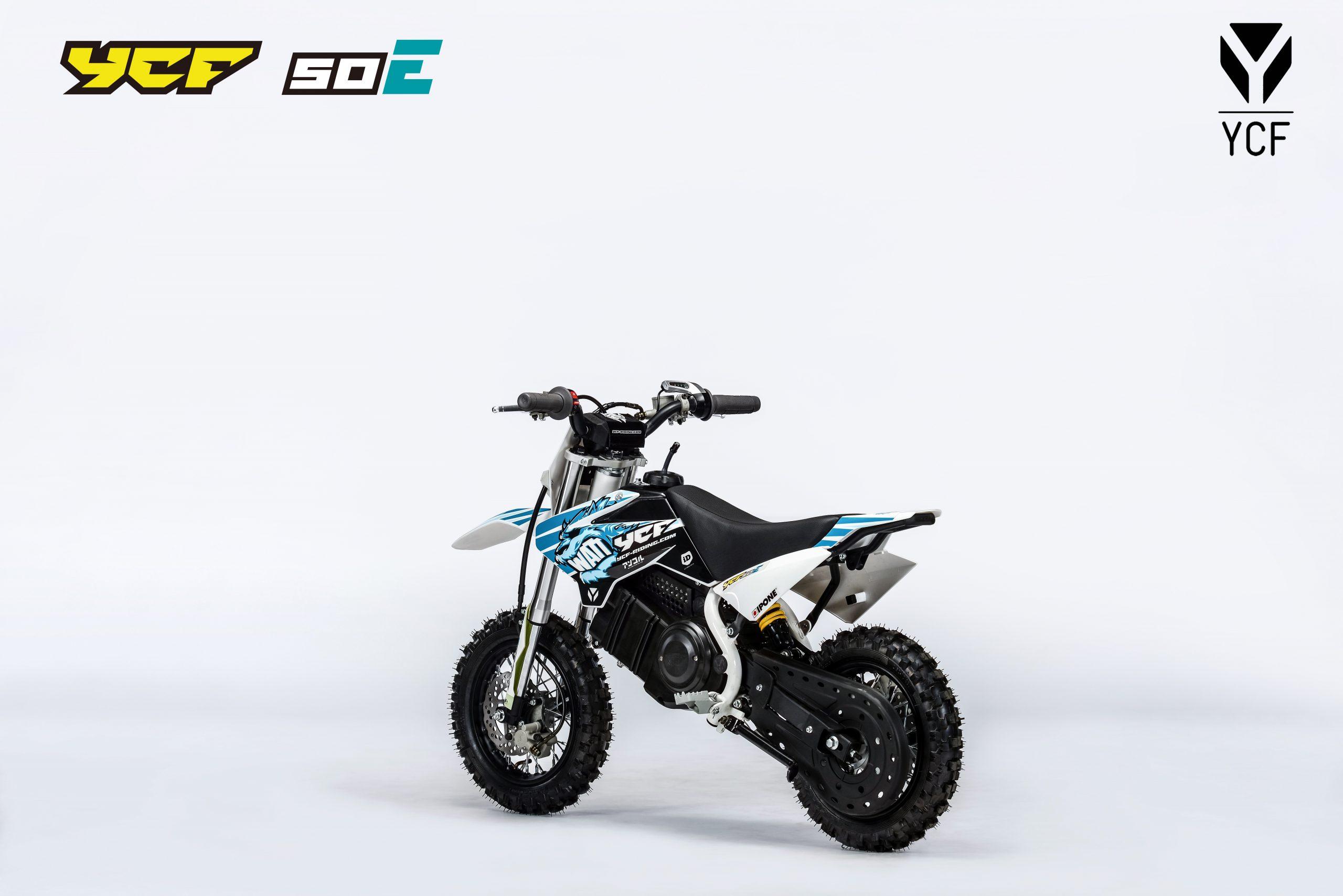 ПИТБАЙК YCF 50E 2021  Артмото - купить квадроцикл в украине и харькове, мотоцикл, снегоход, скутер, мопед, электромобиль