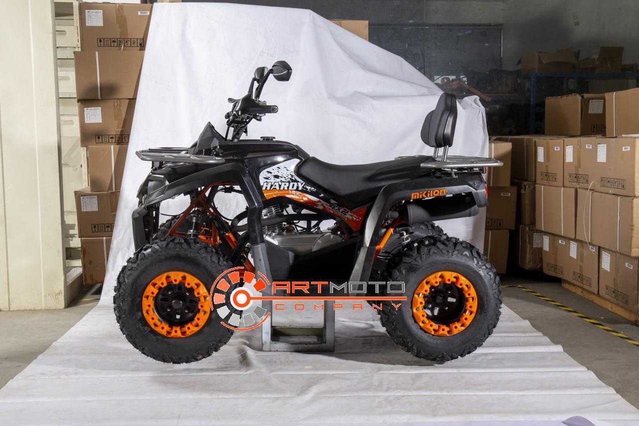 КВАДРОЦИКЛ MIKILON HAMMER 200L  Артмото - купить квадроцикл в украине и харькове, мотоцикл, снегоход, скутер, мопед, электромобиль