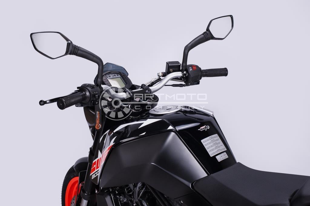 МОТОЦИКЛ KTM DUKE 200  Артмото - купить квадроцикл в украине и харькове, мотоцикл, снегоход, скутер, мопед, электромобиль