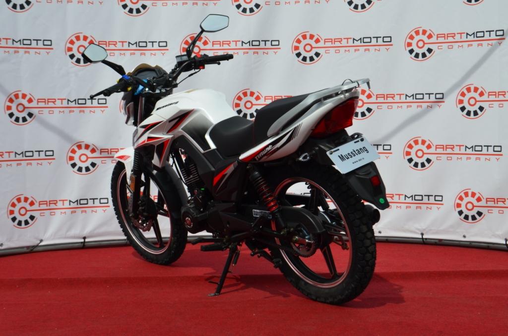 МОТОЦИКЛ MUSSTANG REGION MT200 2021  Артмото - купить квадроцикл в украине и харькове, мотоцикл, снегоход, скутер, мопед, электромобиль