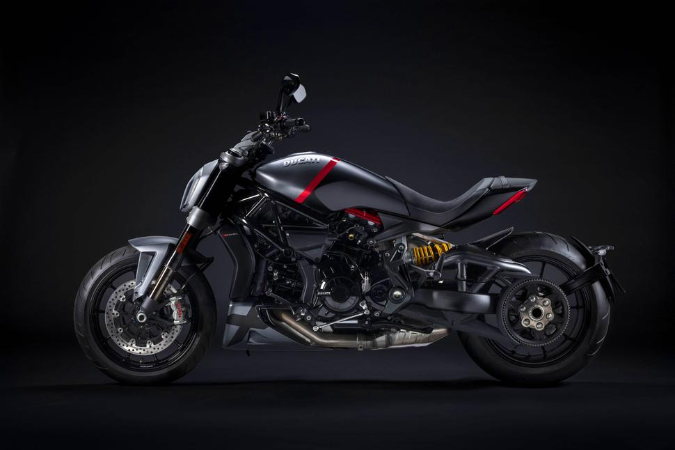 МОТОЦИКЛ DUCATI XDIAVEL Black Star  Артмото - купить квадроцикл в украине и харькове, мотоцикл, снегоход, скутер, мопед, электромобиль