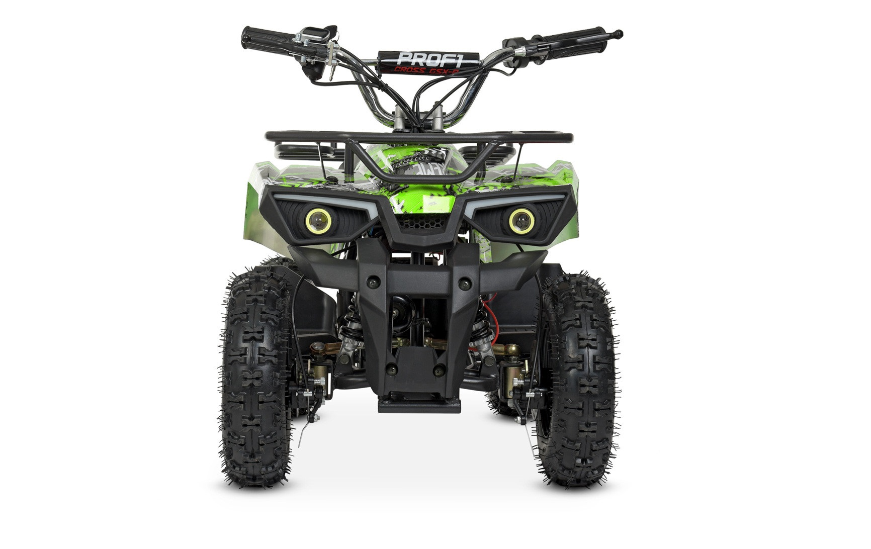 ЭЛЕКТРОКВАДРОЦИКЛ PROFI HB-EATV 800 AS  Артмото - купить квадроцикл в украине и харькове, мотоцикл, снегоход, скутер, мопед, электромобиль