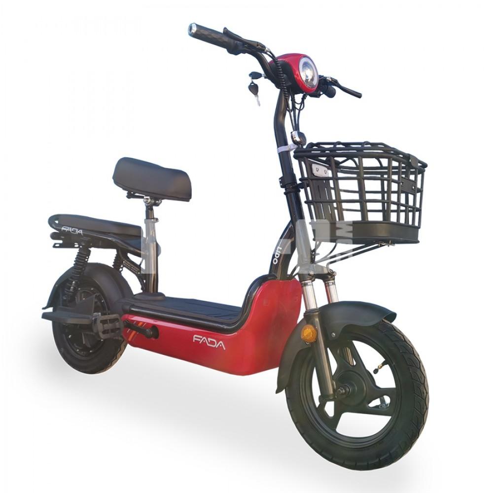 ЭЛЕКТРОВЕЛОСИПЕД FADA LIDO  Артмото - купить квадроцикл в украине и харькове, мотоцикл, снегоход, скутер, мопед, электромобиль