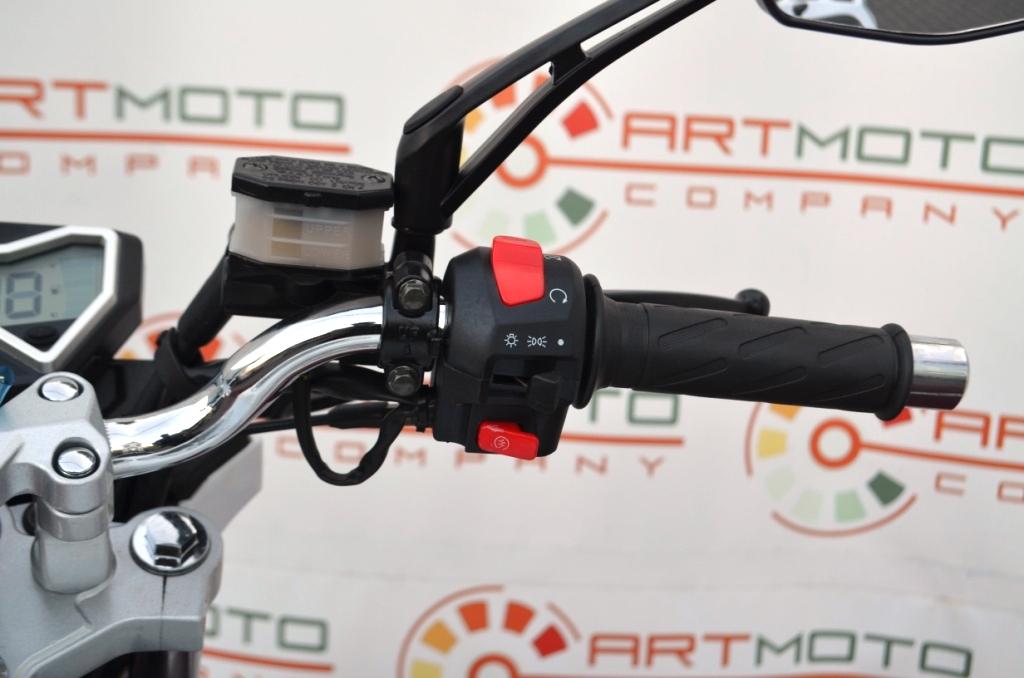 МОТОЦИКЛ MUSSTANG Region MT150 RESTYLE 2021  Артмото - купить квадроцикл в украине и харькове, мотоцикл, снегоход, скутер, мопед, электромобиль