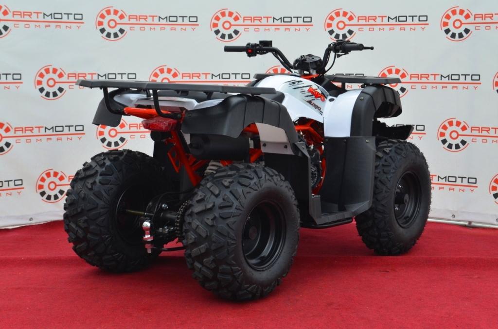 КВАДРОЦИКЛ KAYO BULL 180  Артмото - купить квадроцикл в украине и харькове, мотоцикл, снегоход, скутер, мопед, электромобиль