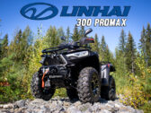 КВАДРОЦИКЛ LINHAI LH300ATV-B EFI Promax